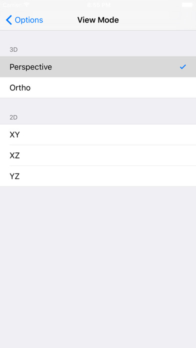 nvDXF Lite iPhone Screenshot 4
