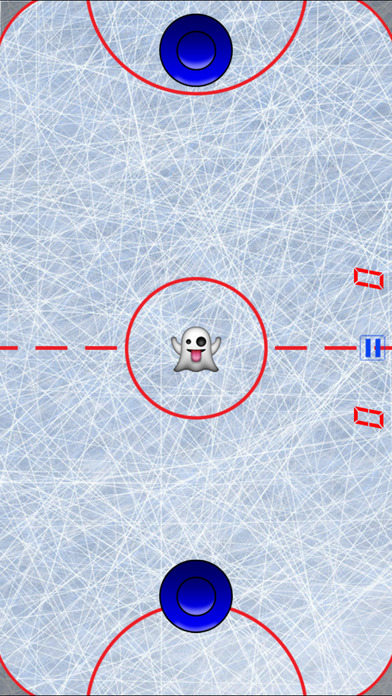 Holiday Air Hockey screenshot 3