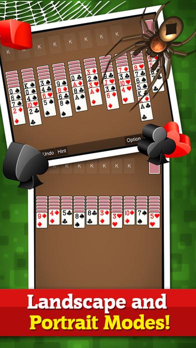 Screenshot 3 Паук Пасьянс Classoc Игры Весело Карты Бесплатные