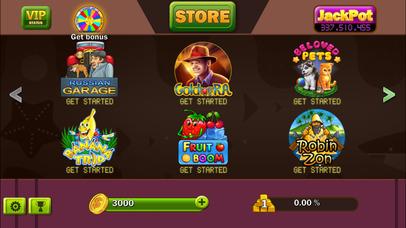 Screenshot 3 Гараж — азартные игры, автоматы и слоты онлайн бесплатно