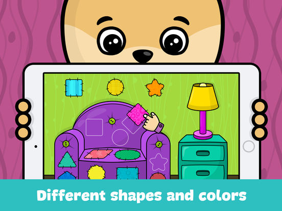 Baby games for kids - free puzzles for toddlers screenshot