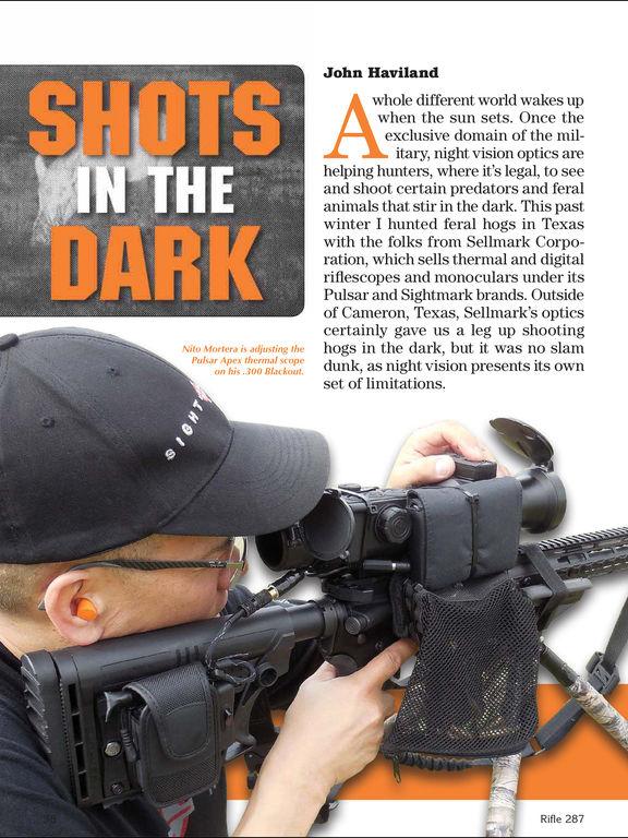 Rifle screenshot
