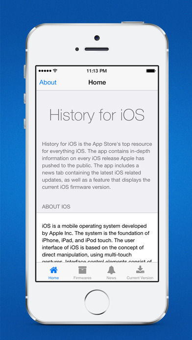 how to find history on ipad
