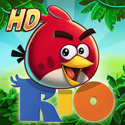 愤怒的小鸟里约版 HD