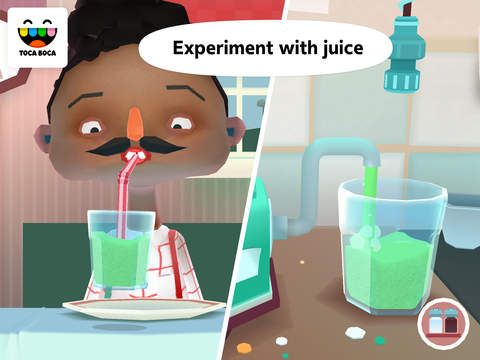 Toca Kitchen 2 Screenshots