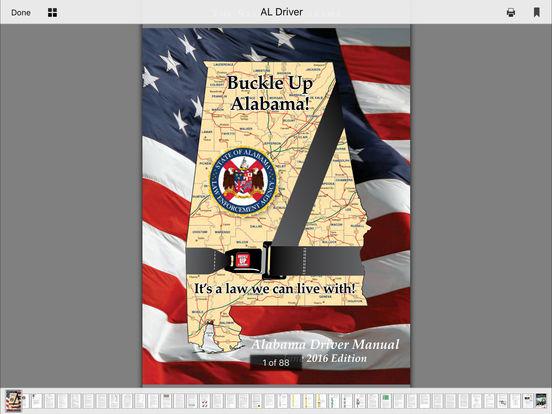 DMV Test Prep - Alabama iPad Screenshot 5