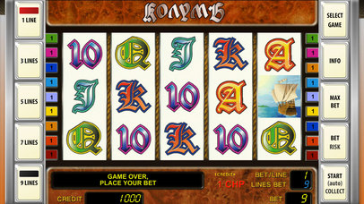 Screenshot 2 Колумб Слоты: эмулятор ретро игровые автоматы