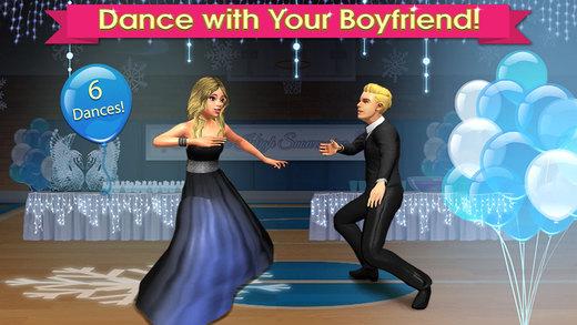 High School Life   Flirt  Dress Up  Date  amp  Dance on the App Store