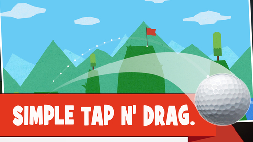 18 Hits Golf Screenshot