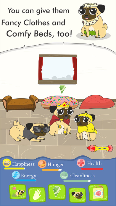Growing Pug screenshot 5