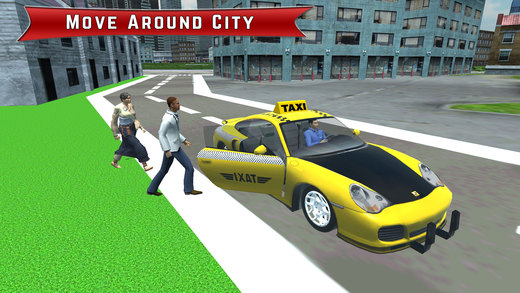 City Taxi Driver 2016 Pro Screenshots