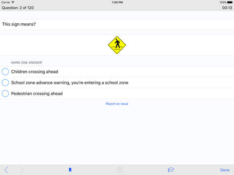 CDL Test Prep (Commercial Driver's License) Screenshots