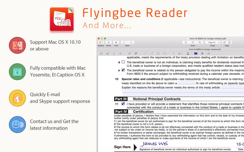 Flyingbee Reader Lite Screenshot - 5