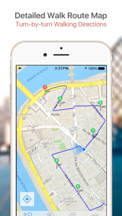 Tokyo Walking Tours and Map iPhone Screenshot 4
