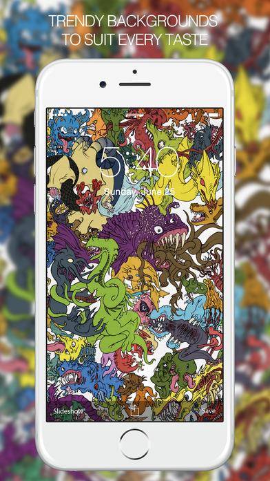 Sea Life Wallpapers iPhone Screenshot 4