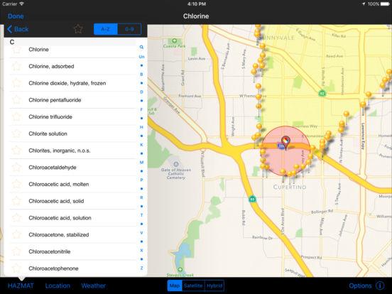 HAZMAT Evac iPad Screenshot 5