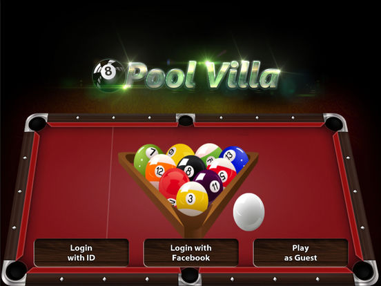 Pool Villa на iPad