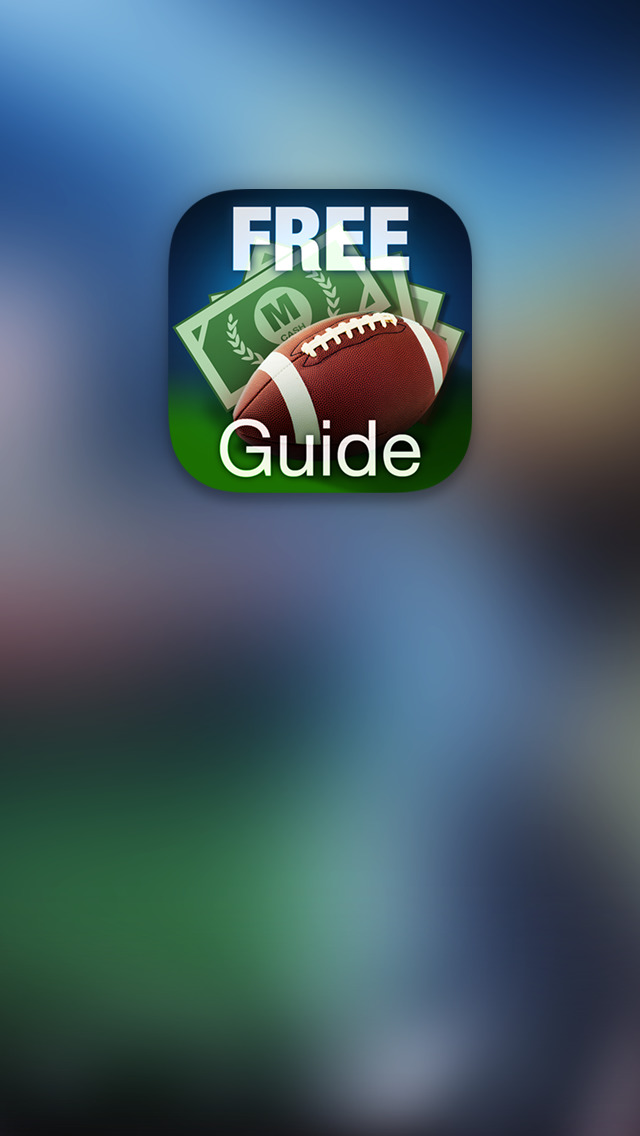 Screenshots of Free Cash Guide for Madden NFL Mobile Game for iPhone