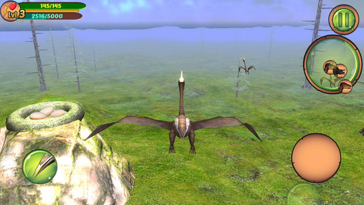 3D Pterodactyl Simulator Flight Screenshots