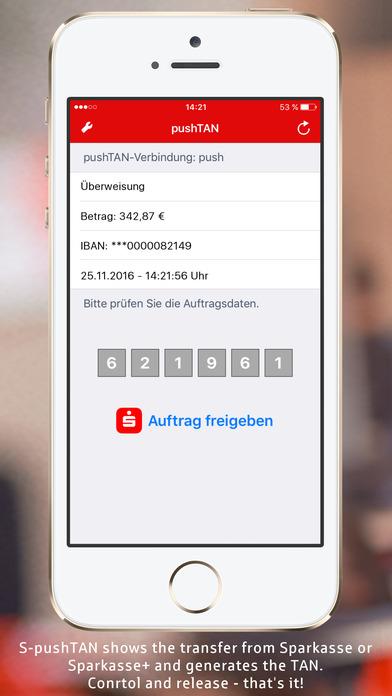 App Shopper: S-pushTAN...