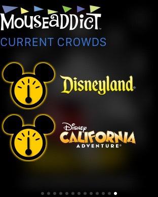 Disneyland MouseAddict iPhone Screenshot 10