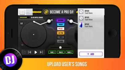DJ Mix Maker screenshot 2