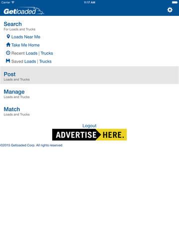 Screenshot of Getloaded