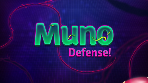 Muno Defense! Tower Defense, Fight Infections! Screenshot