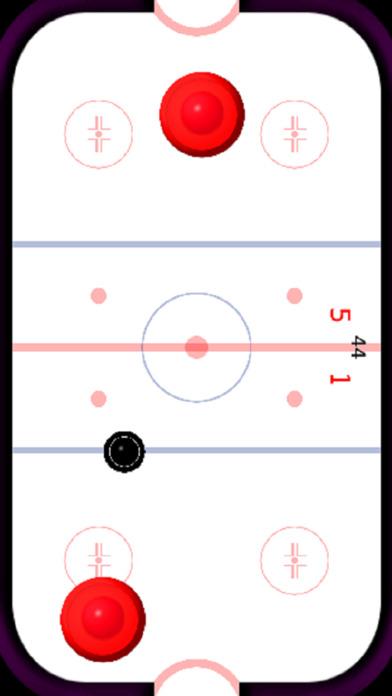 Sudden Death Air Hockey Screenshot