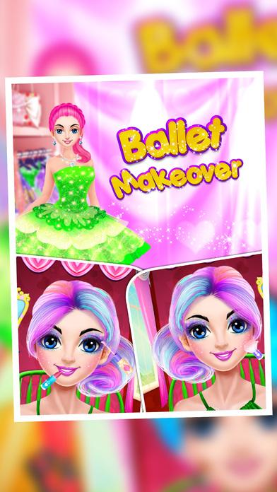 App Shopper Fashion Ballet Beauty Salon Ballerina