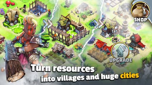 Battle Skylands Screenshot