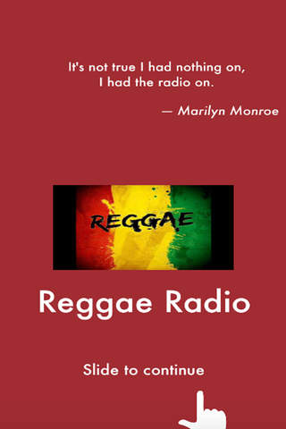 Reggae Music - Best Radio Stations FM AM screenshot 1