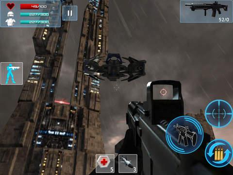 Enemy Strike 2 Screenshot