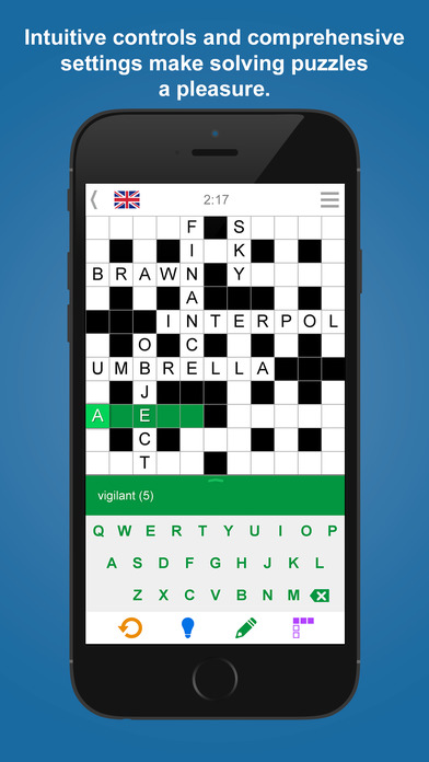 Crossword PuzzleLife On The App Store