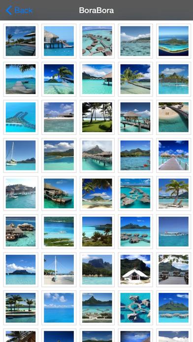 Bora Bora iPhone Screenshot 5