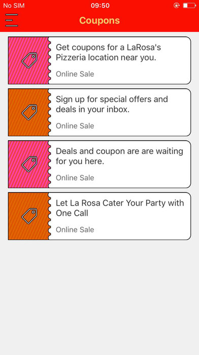 Larosa's coupon code