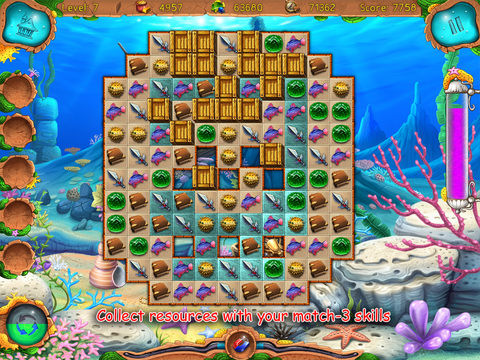 Lost In Reefs 2 для iPad