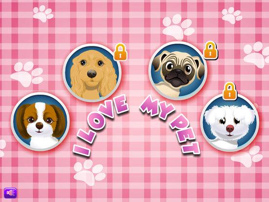 Dog Pet Cares Clinic для iPad