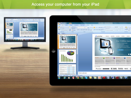Splashtop Personal - Remote Desktop Screenshots