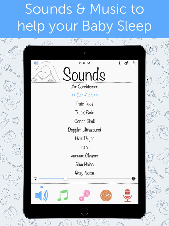 App Shopper: White Noise Baby (Lifestyle)