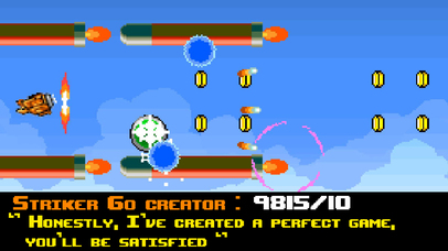 Striker GO screenshot 4