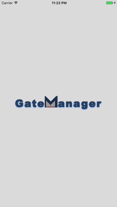 Gate Manager screenshot 1