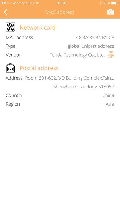 Air Address screenshot 4