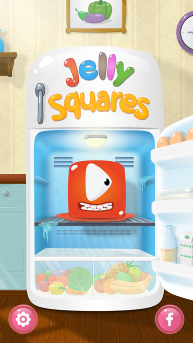 Jelly Squares Free Screenshot