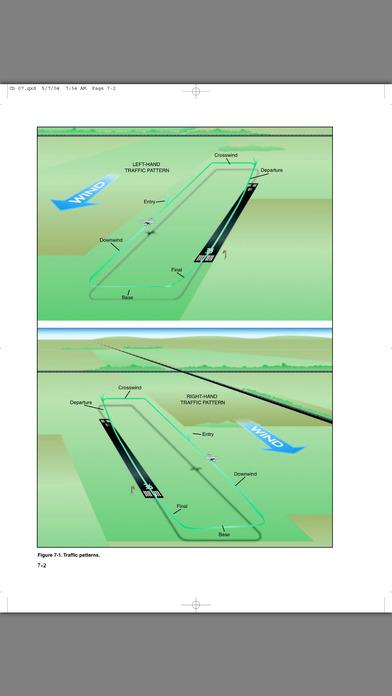 FAA Airplane Flying Manual iPhone Screenshot 1