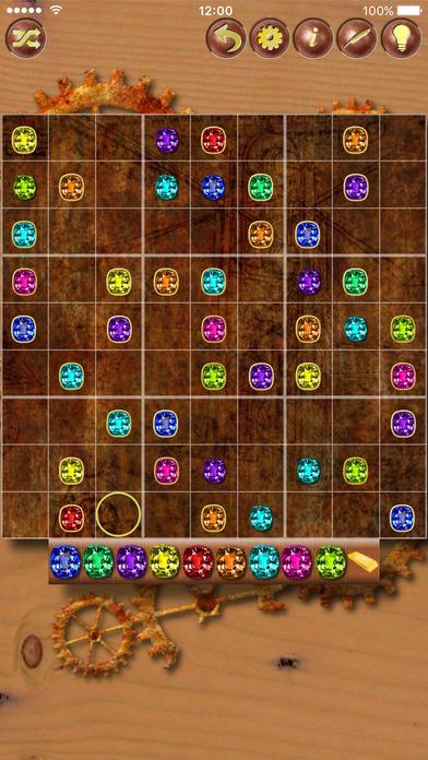 Sudoku's Numbers Lite iPhone Screenshot 3