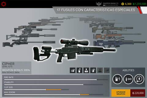 Hitman Sniper screenshot 3