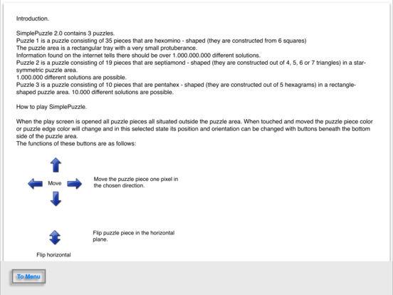 SimplePuzzle iPad Screenshot 5