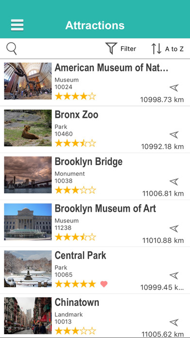 New York City Secrets - The Insider Travel Guide. Screenshots