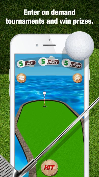 Screenshot 3 Golf Pro! eSports Golf Game